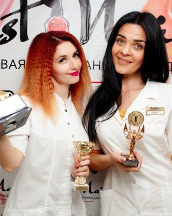 Анна Давыдова и Анна Рутковская